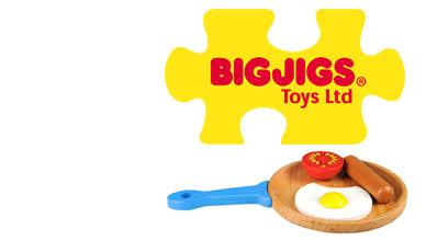 Bigjigs Toys, het mooiste houten speelgoed.