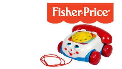 Fisher-Price voor alle baby's en peuters!