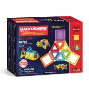 Magformers Window Plus Set, 50dlg.