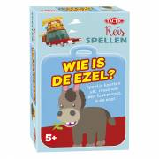 Reisspel Wie is de Ezel?