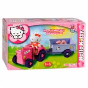Hello Kitty Unico Miniset Tractor