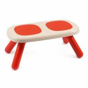 Smoby Outdoor Bankje - Rood
