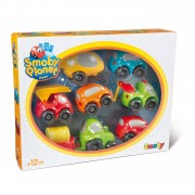 Smoby Vroom Planet Voertuig Set
