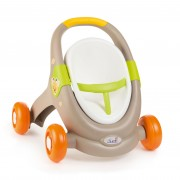 Smoby Minikiss Babywalker Vos, 3in1