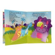 Pop-Up Boek Baby Dinosaurussen