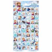 Stickervel Frozen