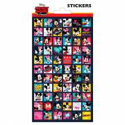 Stickervel Mickey Mouse