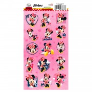 Stickervel Minnie Mouse
