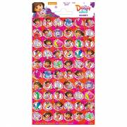 Stickervel Dora