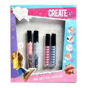Create It! Nagellak & Lipgloss