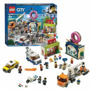 LEGO City Town 60233 Opening Donutwinkel