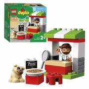 LEGO DUPLO 10927 Pizza Kraam