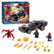LEGO Marvel 76173 Spider-Man en Ghost Rider vs. Carnage