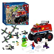 LEGO Marvel 76174 Spider-Man's Monstertruck vs. Mysterio