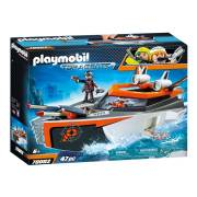 Playmobil 70002 Spy Team Turboschip