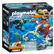 Playmobil 70003 Spy Team Bemande Onderwaterrobot