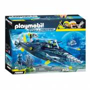 Playmobil 70005 Team S.H.A.R.K. Drilonderzeeër