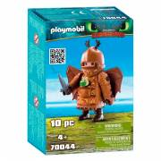 Playmobil Dragons 70044 Vissenpoot in Vliegpak