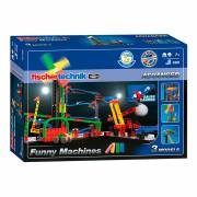 Fischertechnik Advanced - Funny Machines, 385dlg.