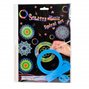 Scratch Set met Spiralen