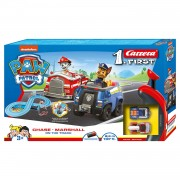 Carrera First Racebaan - Paw Patrol 'On the Track'