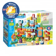 VTech Bla Bla Blocks - Speelhuis