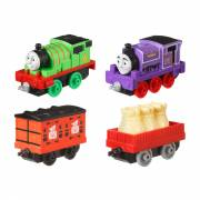 Thomas Adventures Treinset - Sodor Post Baan