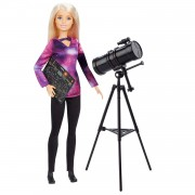 Barbie National Geographic Astrofysicus