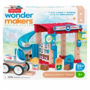 Fisher Price Wonder Makers - Postkantoor