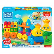 Fisher Price Mega Bloks - ABC Leren Trein
