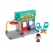Fisher Price - Little People - Bakkerspeelset