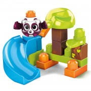 Fisher Price Mega Bloks - Panda bos