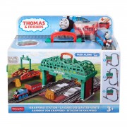 Thomas & Friends TrackMaster -  Station Knapford Speelset