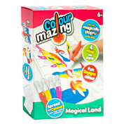 Colourmazing Magical Land Kleurset