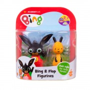 Bing speelfiguren - Bing & Flop