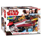 Revell Resistance A-wing Fighter Rood