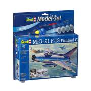 Revell Model Set MiG-21 F-13 Fishbed C
