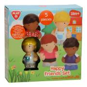 Playgo Speelfiguren, 5dlg