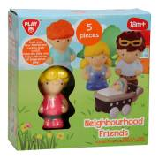 Playgo Speelfiguren, 5dlg.