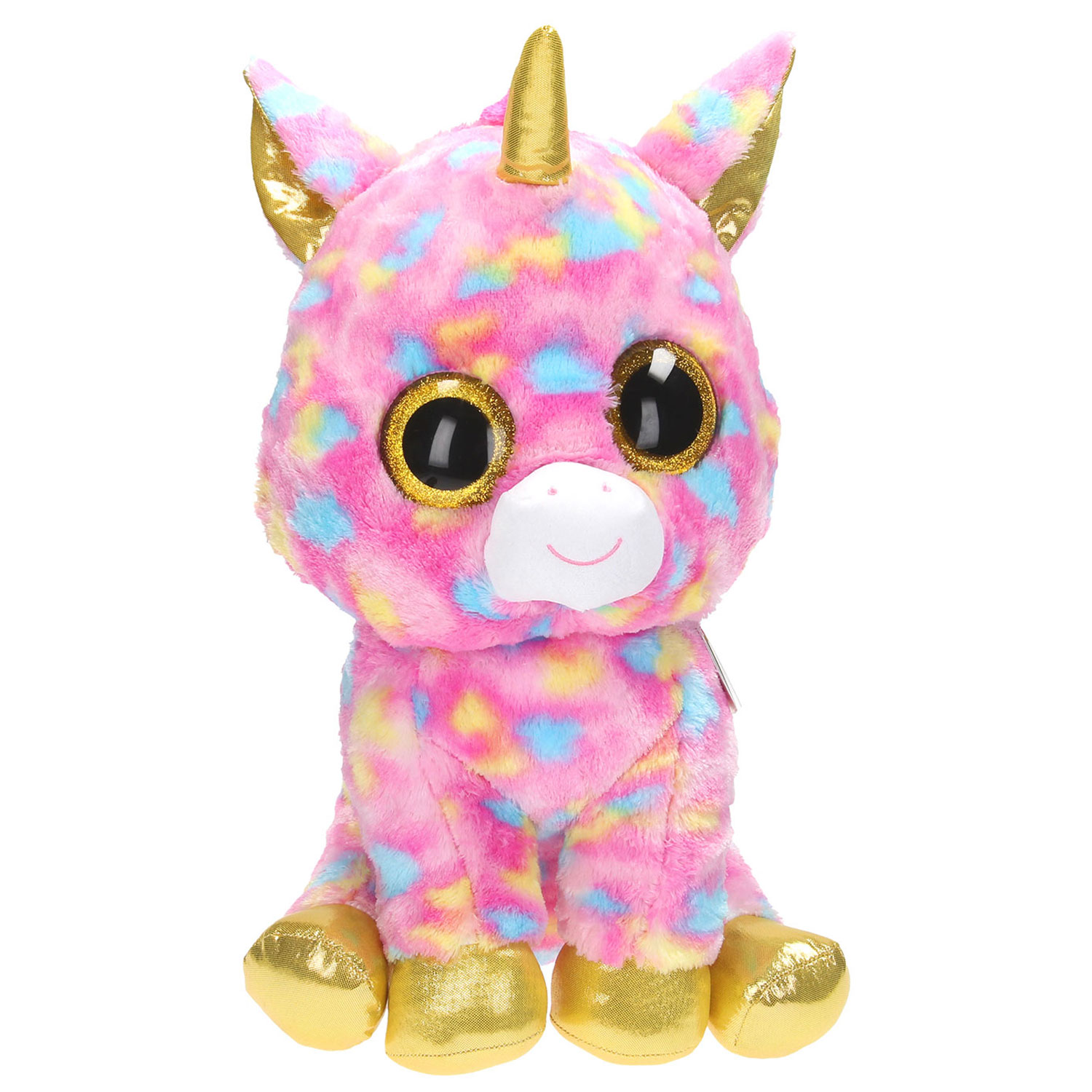 Ty Beanie Boo XL Unicorn - Fantasia. Klik om te zoomen Click the image to  enlarge. Beschrijving afbeelding 9f23d85cba61