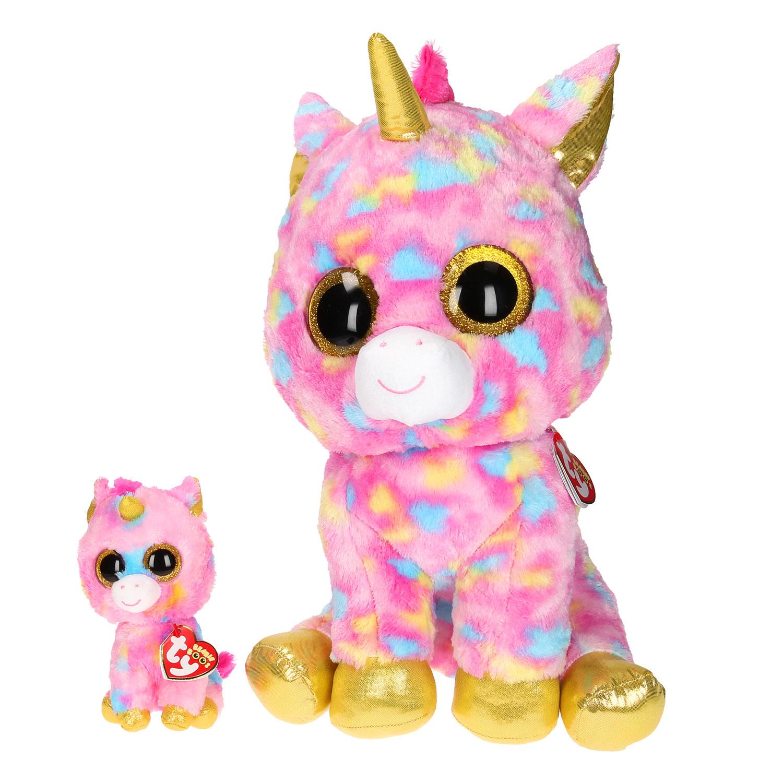 Ty Beanie Boo XL Unicorn - Fantasia  76651fdc9c78