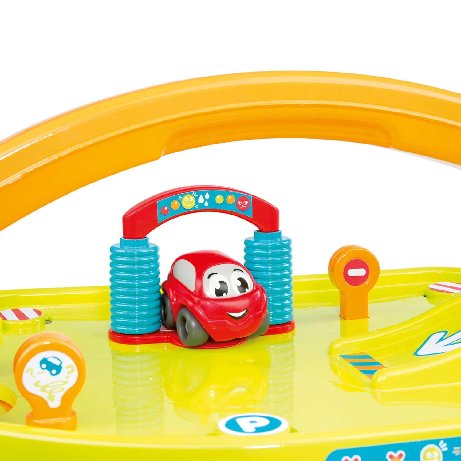 Smoby vroom planet luxe garage thimble toys - Smoby vroom planet garage ...