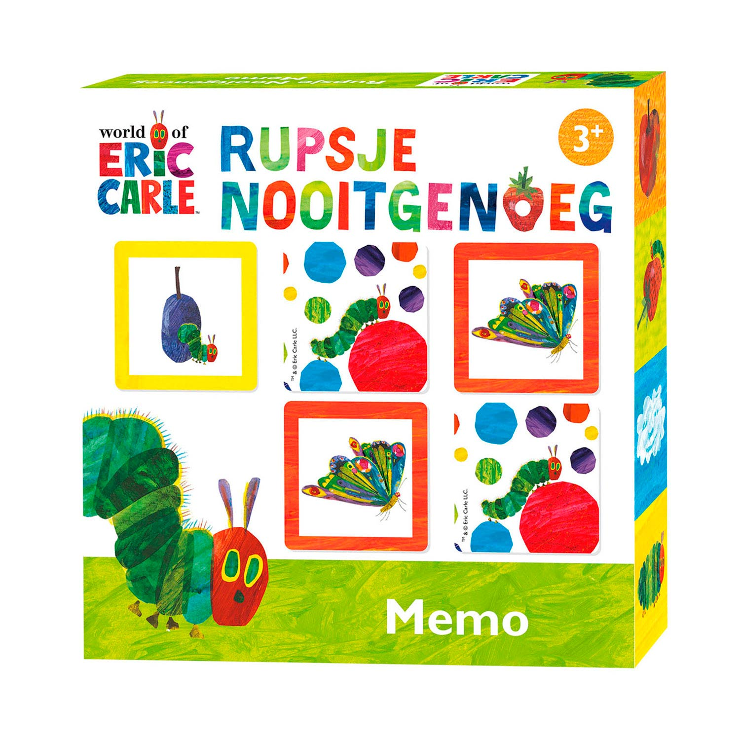 The Very Hungry Caterpillar Memo   Thimble Toys