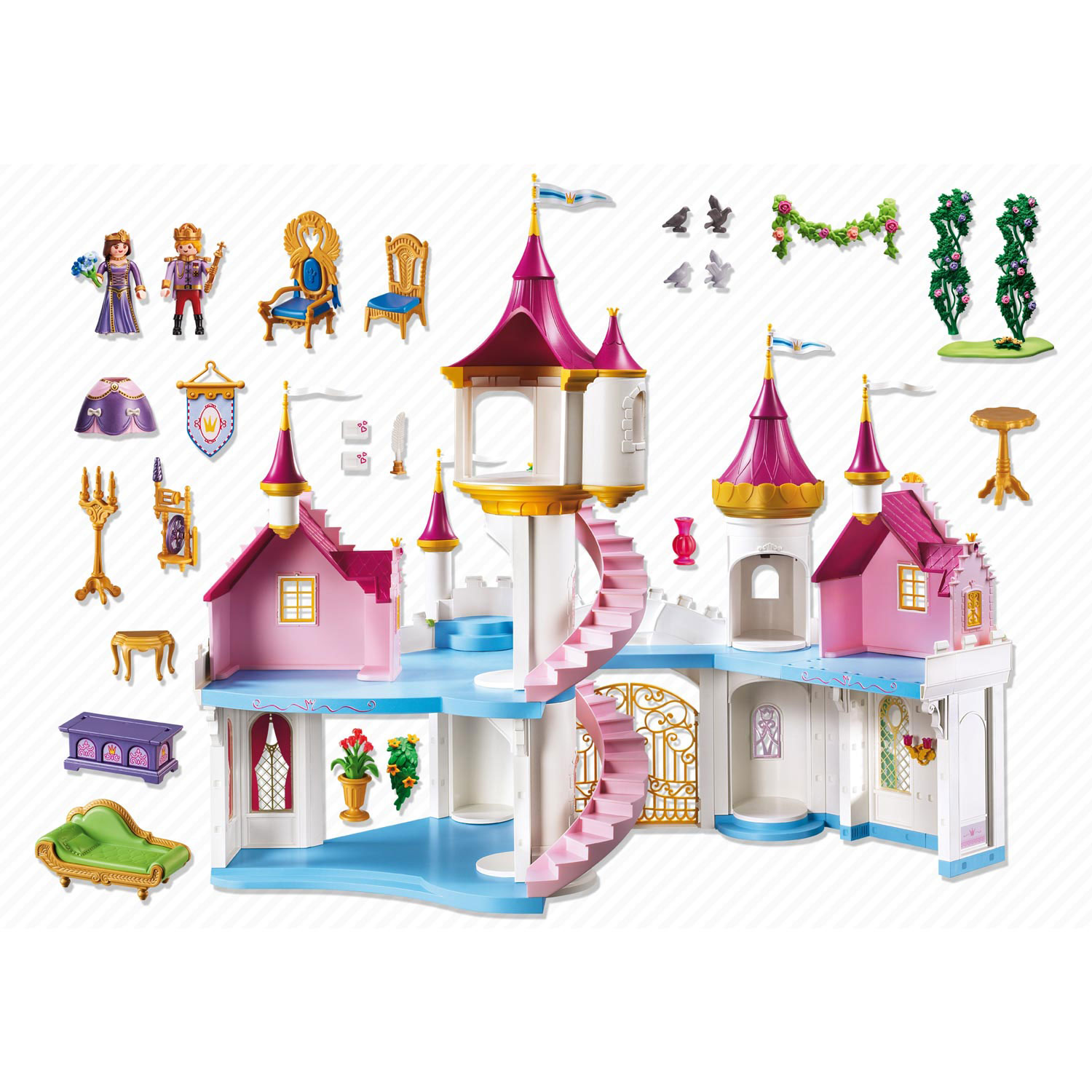 Playmobil 6848 Royal Palace | Thimble Toys