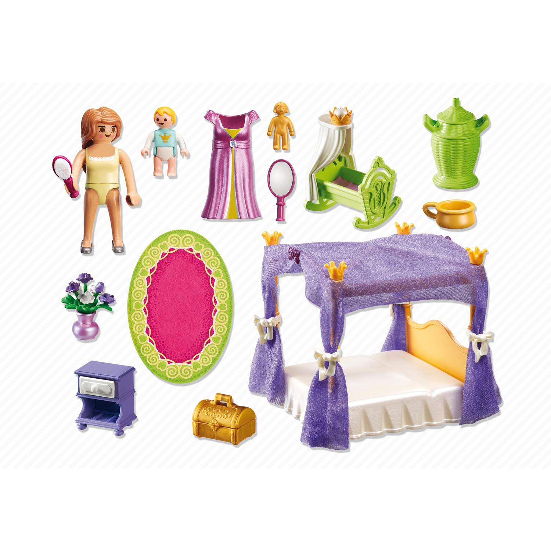 Playmobil 6851 Koninklijke Slaapkamer met Hemelbed | Thimble Toys