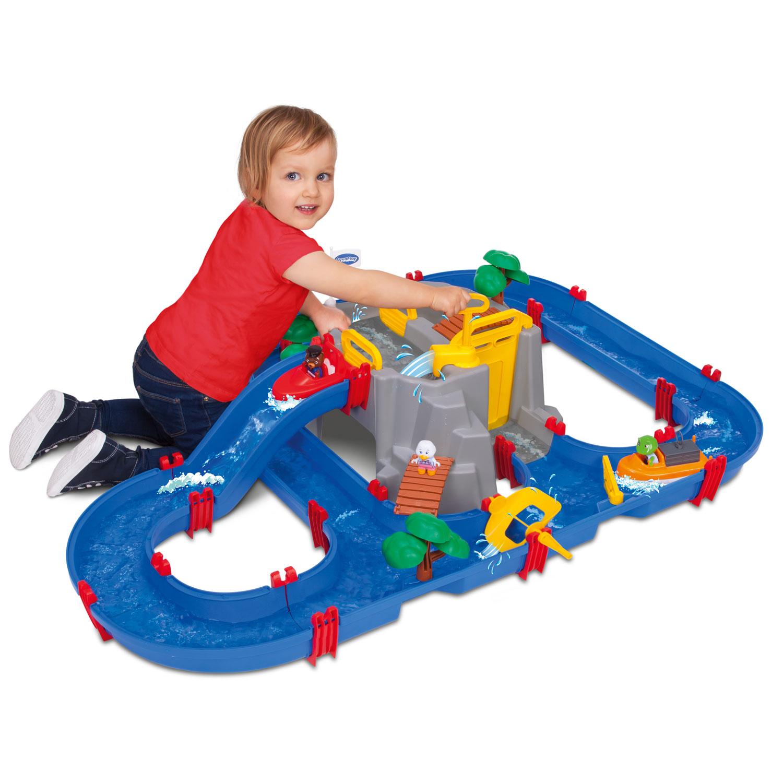 Aquaplay 1542 Mountain Lake Thimble Toys