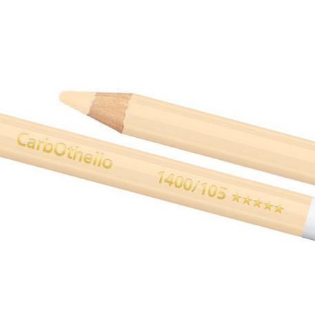 Ivory Stabilo CarbOthello Pastel Pencil
