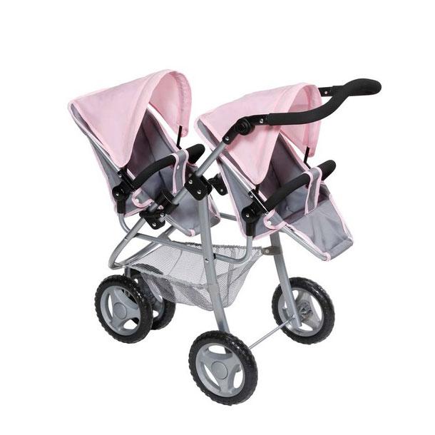 BABY born Tweeling Buggy | Thimble Toys