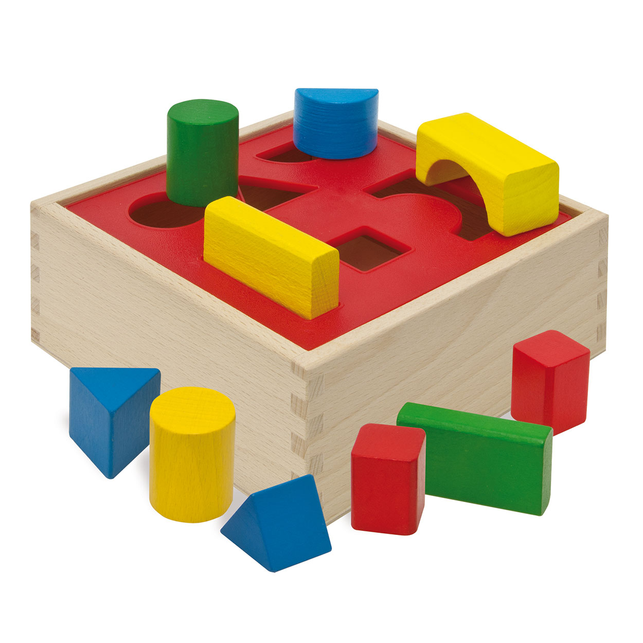 Картинки к методика коробка форм