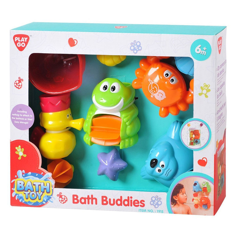 Baby Products PlayGo Bath Buddies Toy